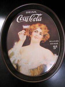 Coca-Cola Tullahoma 75th Anniversary Metal  Tray - BRAND NEW!