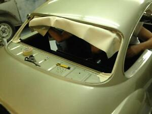 Vw Karmann Ghia Coupe 1956 1974 New Vinyl Headliner Different Colors Original