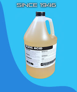 Oleic Acid 1 Gallon