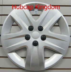 New 2010 2011 17 Chevy Impala Wheelcover Hubcap Silver Bolt On