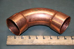 2 5 Copper 90 Elbow Coupling