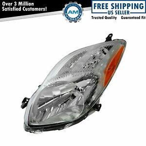 Headlight Headlamp Driver Side Left Lh For 09 11 Toyota Yaris Hatchback