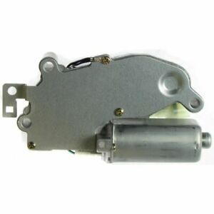 Rear Windshield Wiper Motor New For 92 95 Honda Civic Hatchback