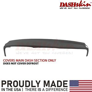 Molded Dash Cover Overlay Skin Cap Dark Slate Grey 02 05 Dodge Ram
