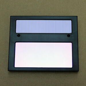 110mm X 90mm Auto Darkening Welding Lens Filter 4 9 13