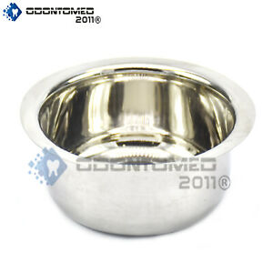 Odm Dental Surgical Implant Laboratory Mixing Bowl Cup Stainless Steel New