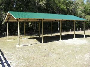 Steel Roof Truss For 36 For Hay Barns Horse Stalls Agriculture Pole Barn