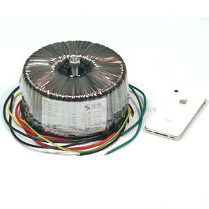 1000va Hand Made Toroidal Transformer 1kw 110v 115v 220v 230v 240v Amp Amplifier