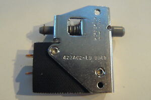 Micro Switch 423ac2 e9 Ac Series Door Switch Single Pole Double Throw Circuitry