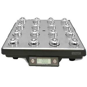 Fairbanks 30102 Ultegra Ball Top Ups Bench Scale usb Only 150 Lb X 0 05 Lb