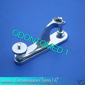 3 Adult Gomco Circumcission Clamp Urology Instruments1 6