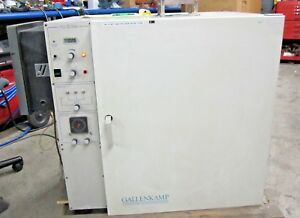 Gallenkamp Plus Ii Oven opl150 tsi b W honeywell Chart Recorder b100 Ramp