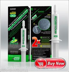 Xado 1 Stage Maximum Manual Transmission Gearbox Gel With Revitalizant