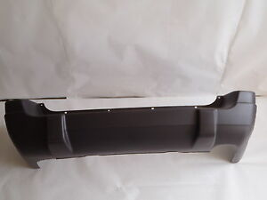 06 Jeep Liberty Rear Bumper Cover Facia Dark Grey 5288120