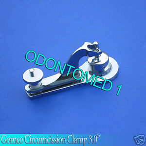6 Gomco Circumcission Clamp 3 0 Urology Instruments