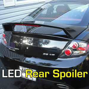 Tiburon Coupe Rear Led Spoiler Oem Genuine Parts For Hyundai 2003 2008