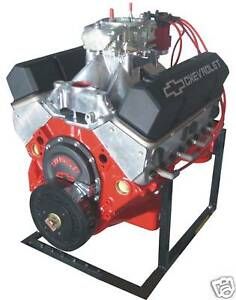 on Chevy 383 Fuel Injected Crate Engine
