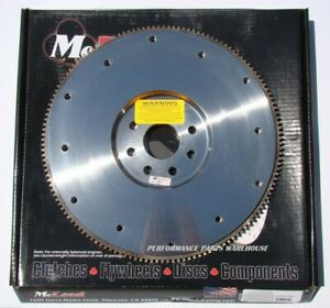 Mcleod Steel Flywheel 426 Wedge Hemi 0 Bal 8 Bolt Crank 143t