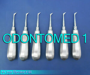 6 Cryer Dental Elevator 44 Surgical Dental Instruments