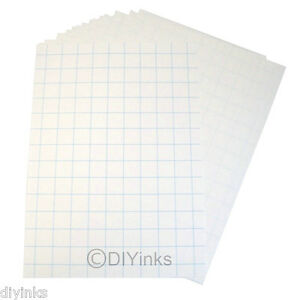 20 Sheets Dark Fabric Inkjet Heat Transfer Paper A3 11 7 16 5 Cotton Only