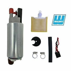 Genuine Walbro 255lph High Performance Fuel Pump Gss 342 Made In Usa