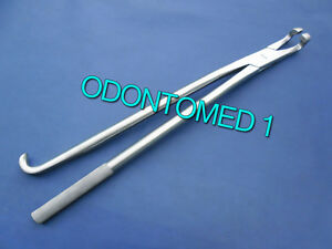 Equine Molar Forceps 17 Veterinary Instruments Odm v0015