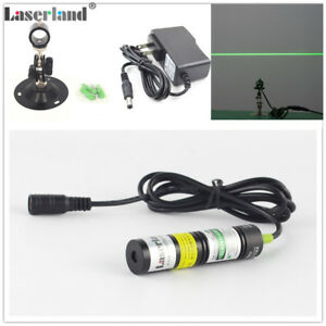 Laserland 532nm 50mw Green Line Laser Module Locator Stone Cutting Woodworking