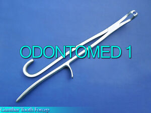 Gunther Tooth Forceps 15 Surgical Veterinary Instruments