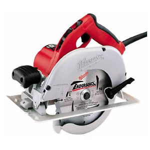 Milwaukee 6391 21 7 1 4 In Left Blade Circular Saw With Case