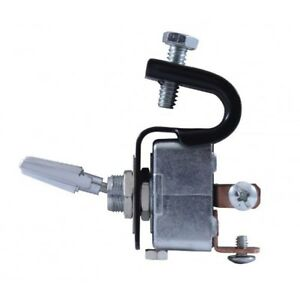 Classic Vintage Rod Antique Car Truck Under Dash Switch Clamp On Style