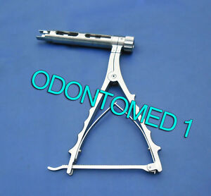 Rod Persuader With Easy Grib Handle Spine Orthopedic Surgical Instrument Odm 117