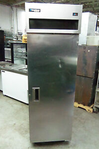 Delfield 1 dr Refrigerator Cooler 115v Super Clean Working Great