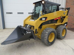 Ffc 42 Ball Tree Scoop Bucket Skid Steer Loader Attachment