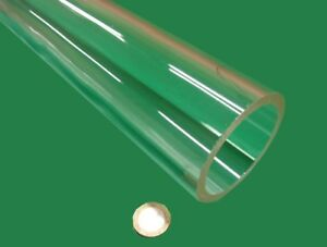 Acrylic Tube Clear Extruded 3 00 Od X 2 50 Id X 250 Wall X 72 Length