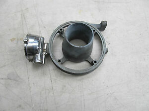 Corvette 1962 Rochester Fuel Injection Air Meter Cone Choke Housing