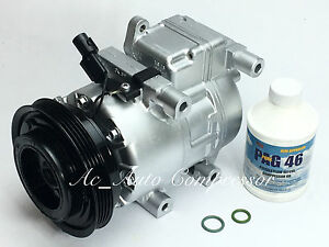 A c Compressor For Hyundai Elantra 2007 2011 4cyl 2 0l Remanufactured 1yr Wrty