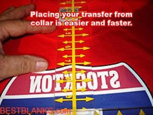 Tee Square It 3 Transfer Alignment Tool For Fast Heat Transfer Placement