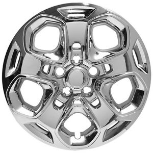 New 2010 2011 2012 Ford Fusion Hubcap Wheelcover Chrome 17 Bolt on