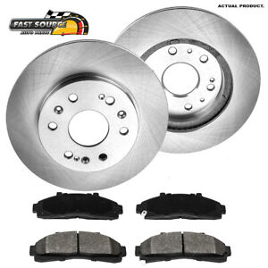 Front 285 Mm Brake Rotors And Metallic Pads 4wd Ford Explorer Ranger Mountaineer
