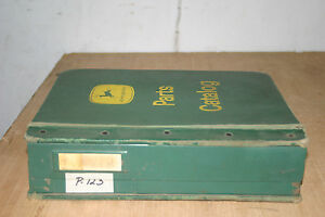 1959 1980 Original John Deere Parts Catalog In Original Jd Binder