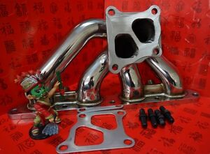 Turbo Exhaust Manifold For Mitsubishi Evo 4 9 With Egr