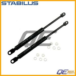 2 Rear Trunk Lid Lift Supports For Honda Accord 1994 1995 1996 1997 Wagon