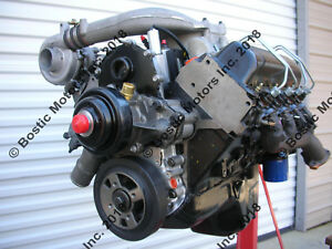 6 5 L 6 5l Diesel Engine W Optimizer Improved Block heads Drop in Chevy 3500