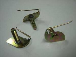 57 60 Plymouth Fender Qtr Panel 3 4 Moulding Clips