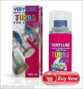 Xado Very Lube Metal Conditioner Turbo For Engine 125ml With Revitalizant