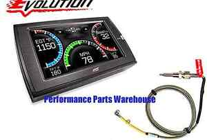 Edge Evolution Cts Diesel Tuner W Exhaust Temp Probe Fits 03 12 Dodge Cummins