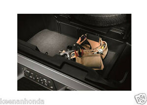 Genuine Oem Honda Ridgeline In bed Trunk Carpet Mat 2006 2014 Bed