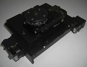 Stage Xy Axis Mini 60 z h Rotary Table