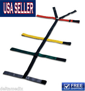 Medical Spider Strap Emergency Spineboard Color Ambulance Eg 010b 191 mayday
