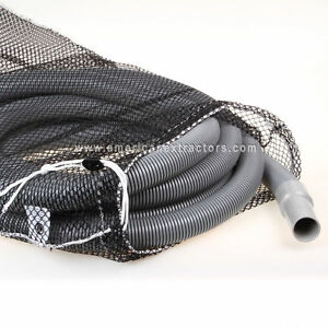 Vacuum Hose 1 5 Carpet Cleaning 25 Crushproof Bag Extractor Wand Truckmount